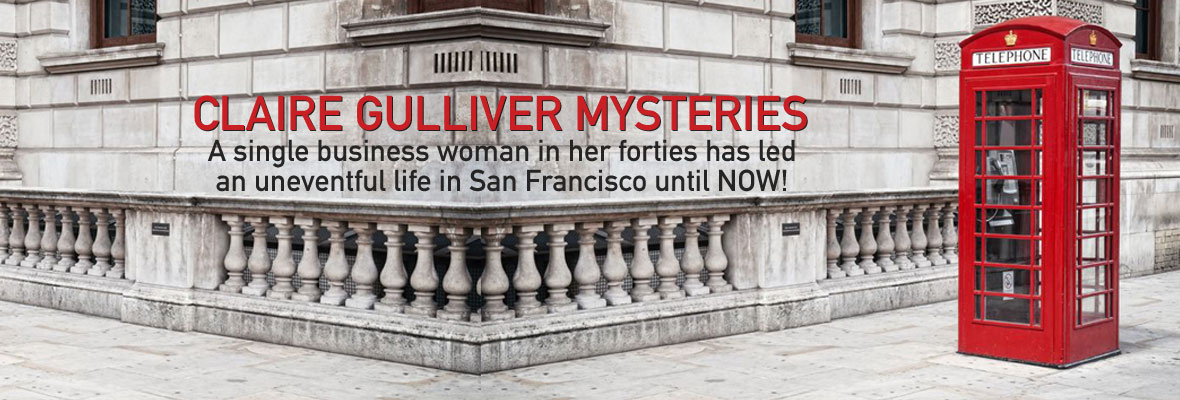 Claire Gulliver Mysteries